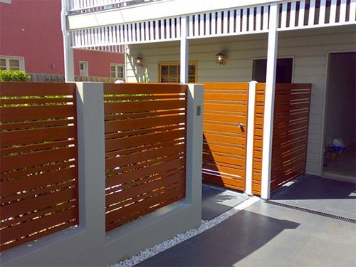 versatile building products aliwood gates and fencing