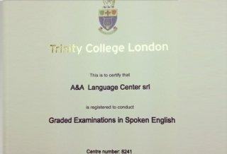 certificazione trinity college london