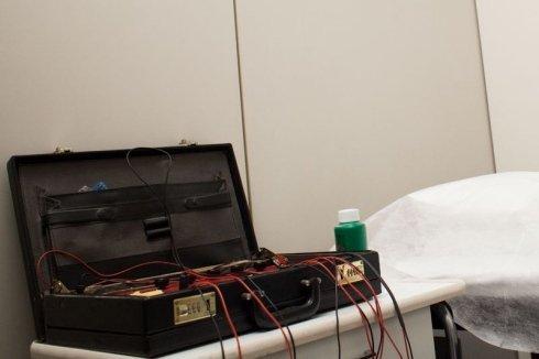 apparecchiature mediche, apparecchi medici, utilizzo di apparecchiature mediche