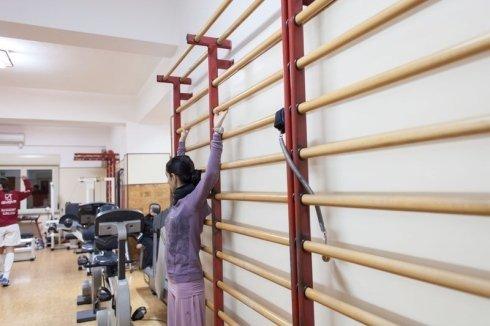 ginnastica correttiva, ginnastica riabilitativa, riabilitazione