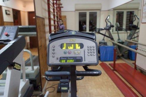 attività aerobica, esercizi aerobici, riabilitazione