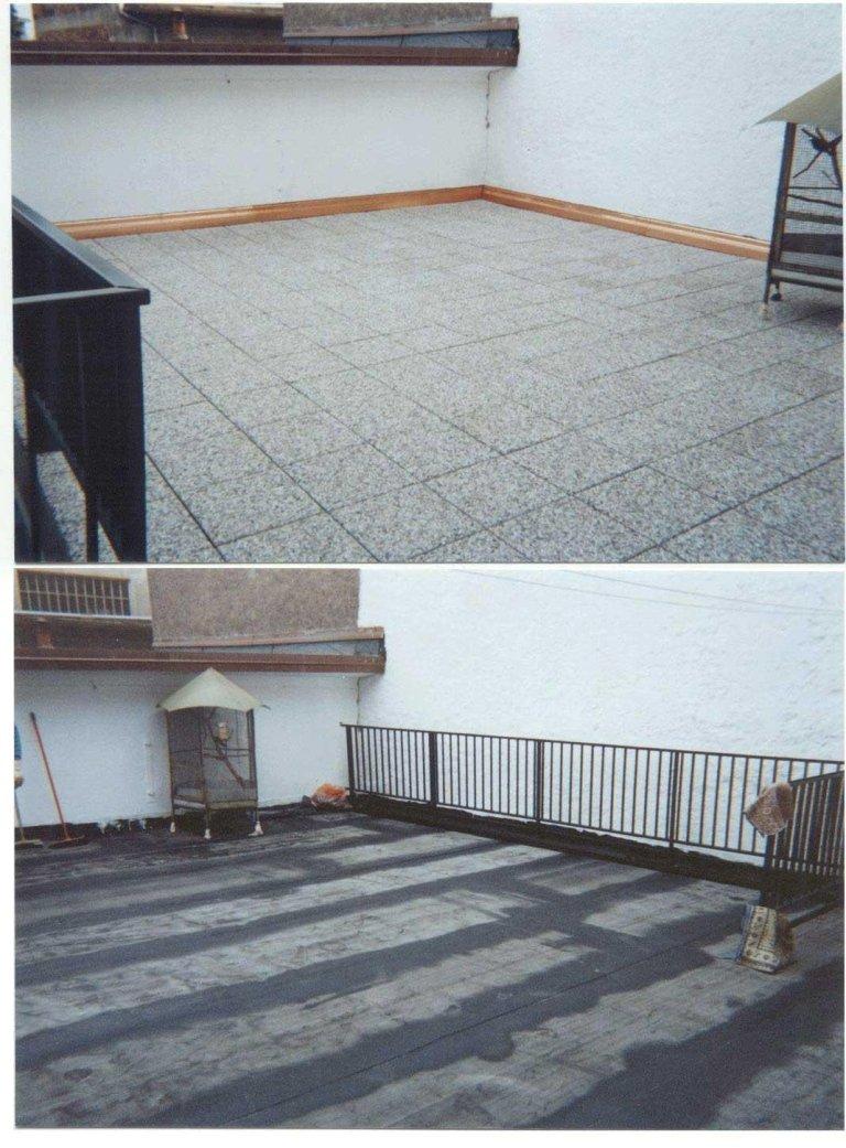 piastrellatura terrazzi
