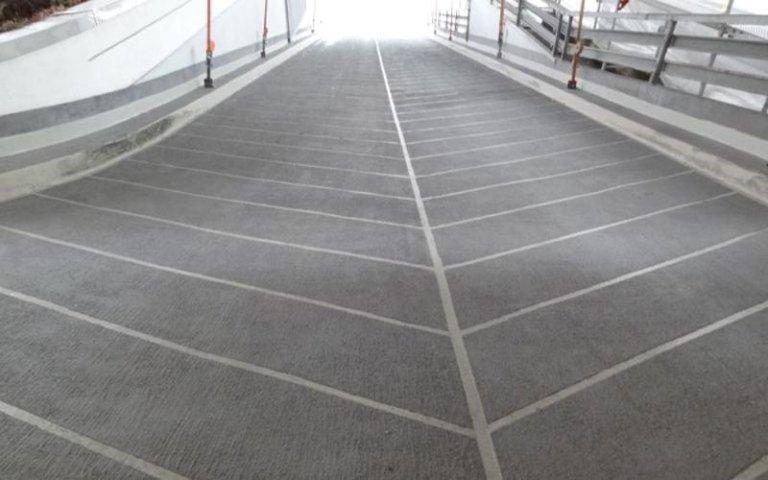 Realizzazione risanamento rampe milano f t m for Isolamenti termici