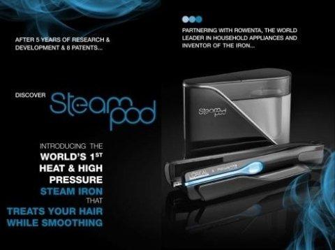 Steam Pod