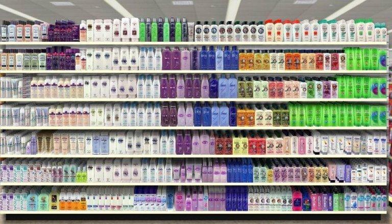 Ampio Assortimento di prodotti per parrucchieri