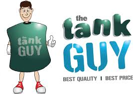 The Tank Guy Logo