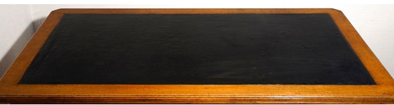 Wooden black board