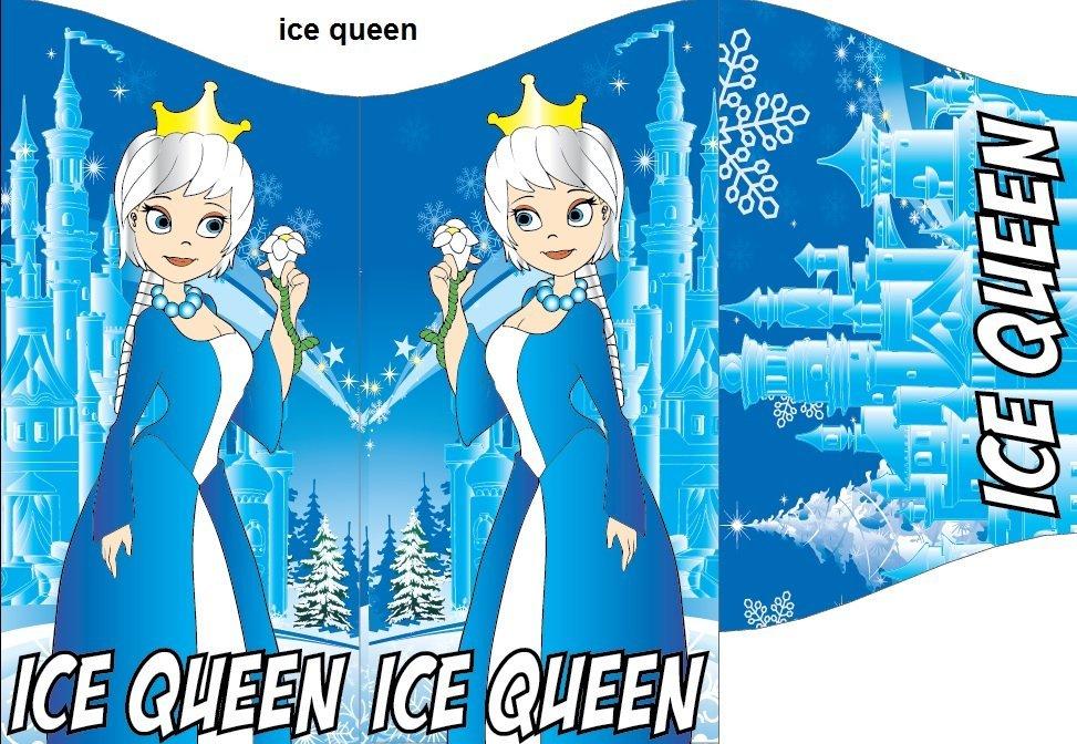 a snow princess
