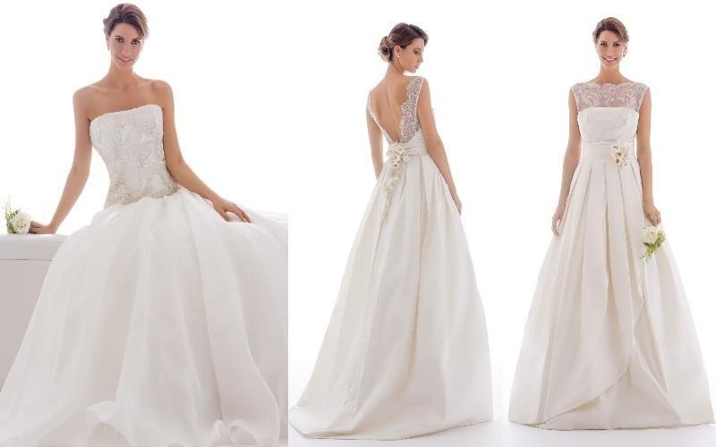 abito sposa collezione