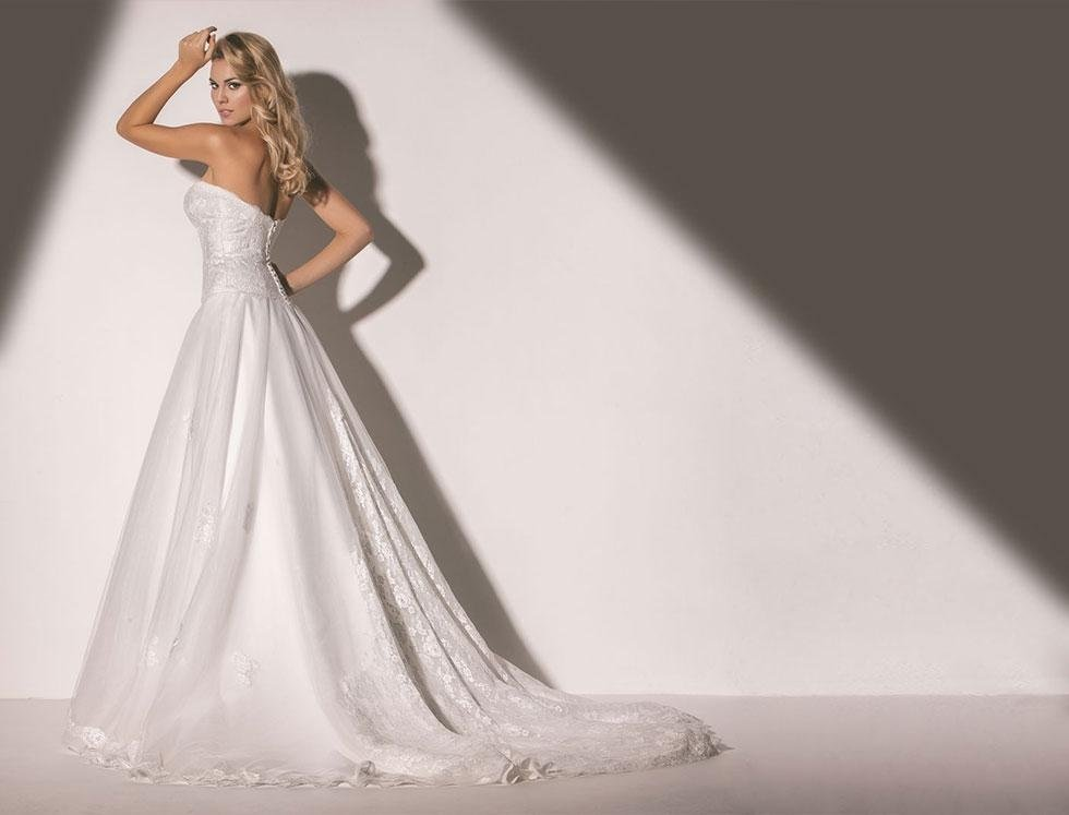 abito da sposa - collezione linea spose
