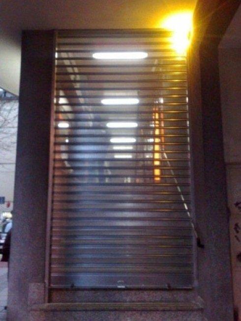 tapparelle di alluminio