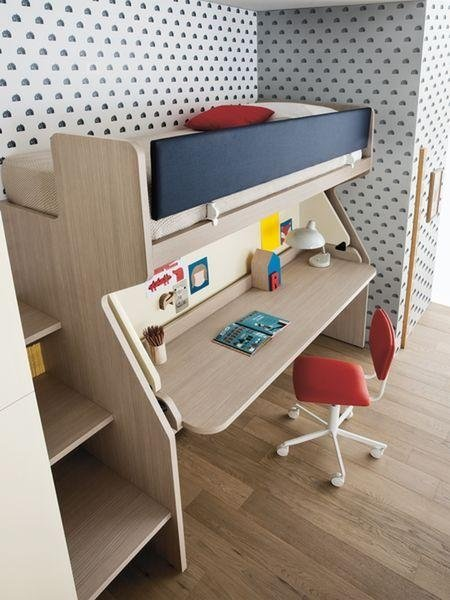 scrivanie e letti mobilificio Cavallero Genova