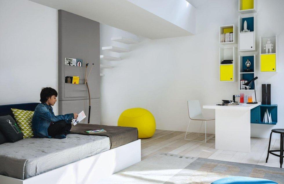 mobili personalizzabili Cavallero Genova