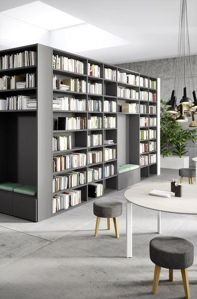 Public Spaces Cavallero Genova, librerie mobilificio Cavallero
