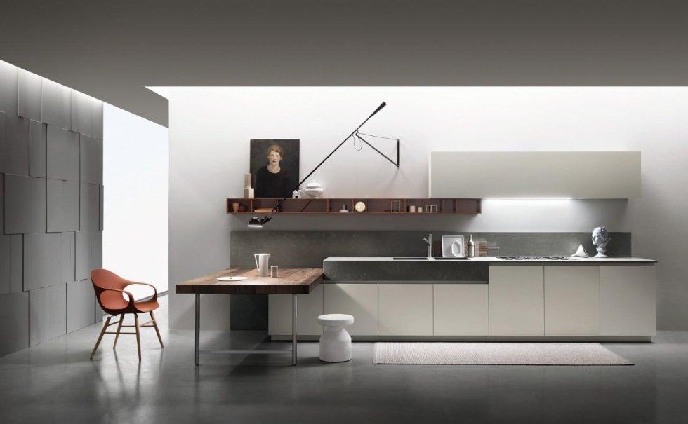 cucina minimale Cavallero Genova