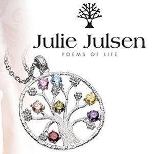 ciondolo con pietre colorate Julie Julsen