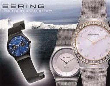 pubblicità orologi Bering