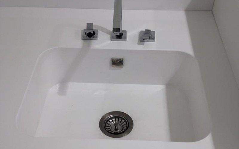 vasca lavandino