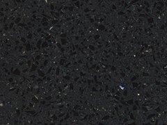silestone negro stellari