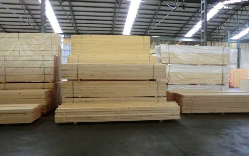 Fornitura legno Rosso Romeo Legnami