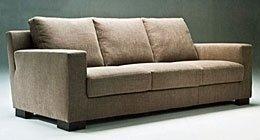 divani di tessuto