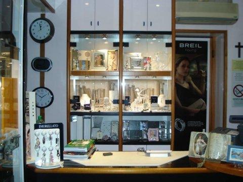 negozio di gioielli