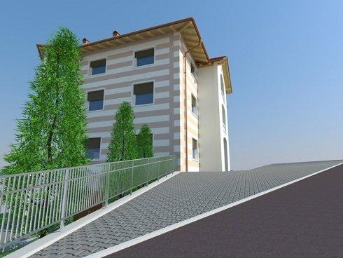 progetti edifici residenziali