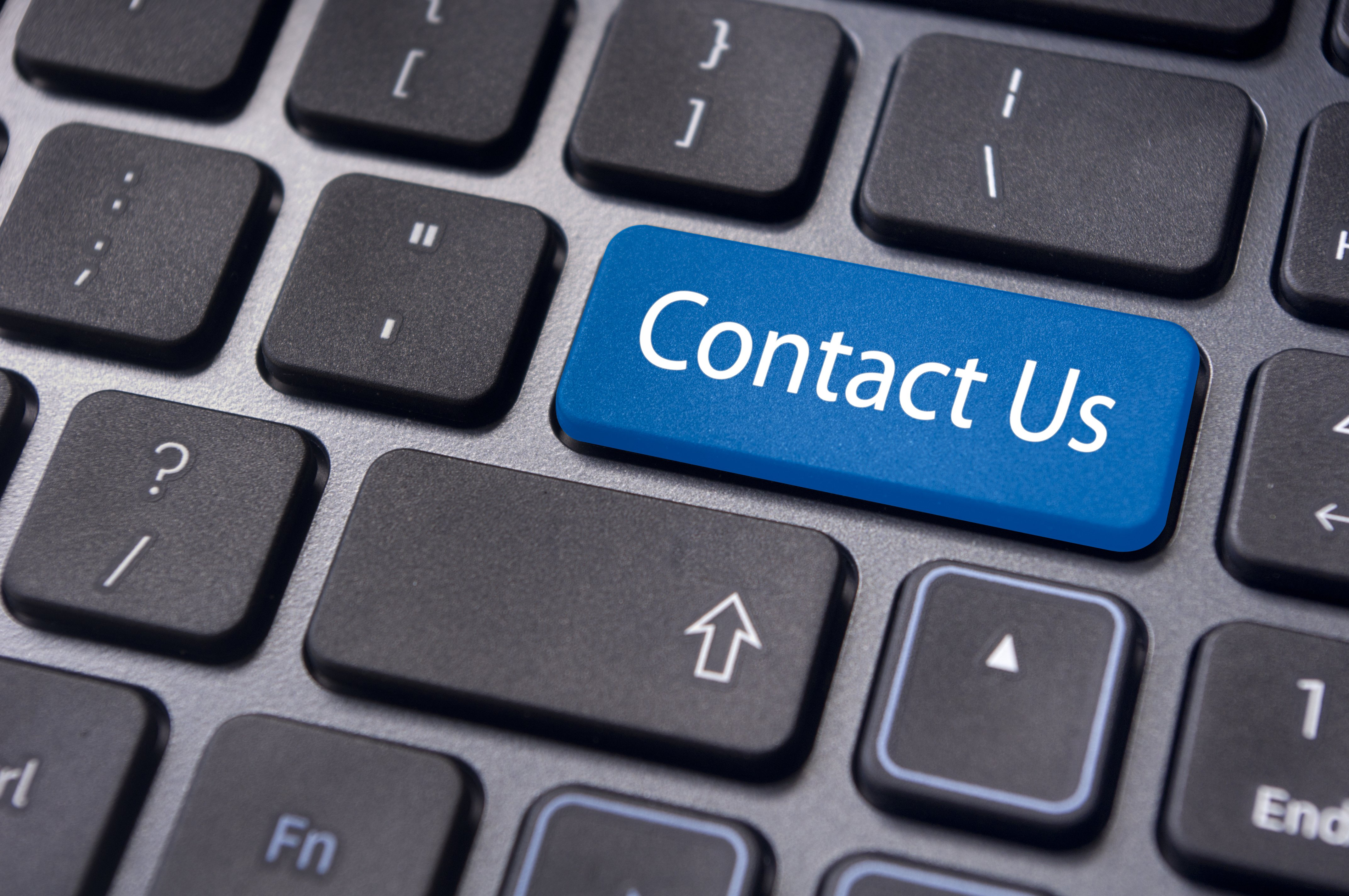 Contact Us Screen