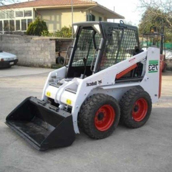 Minipala Bobcat 753