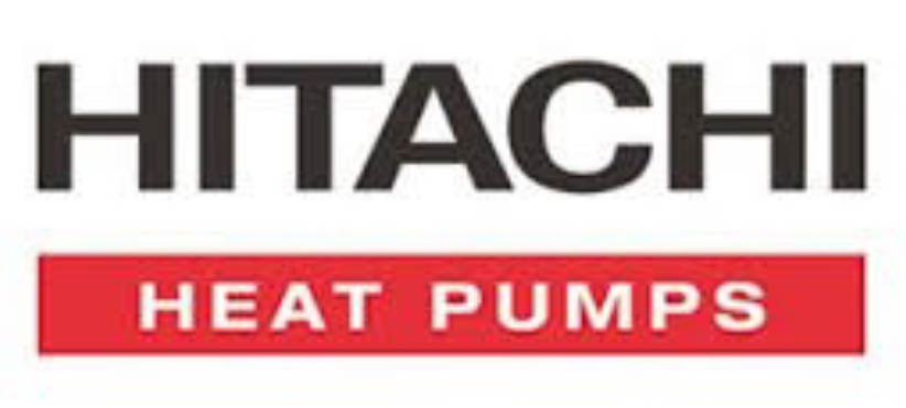 Hitachi heat pumps logo