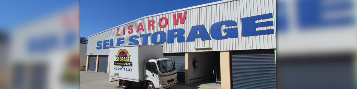 lisarow self storage entry board