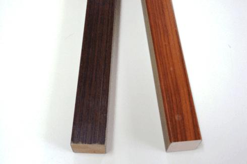 Liste in legno per rivestimenti
