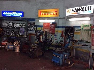 Puglisi pneumatici servizi