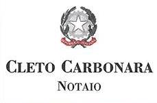STUDIO NOTARILE CARBONARA NOTAIO CLETO - LOGO