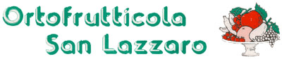 ORTOFRUTTICOLA SAN LAZZARO -LOGO