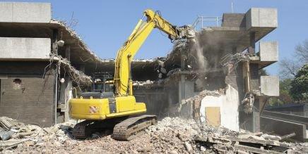 allams landworks building demolition