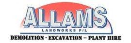 allams landworks logo