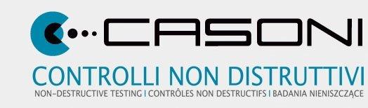 logo Casoni controlli non distruttivi