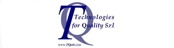 logo Tq Technologies for quality Srl