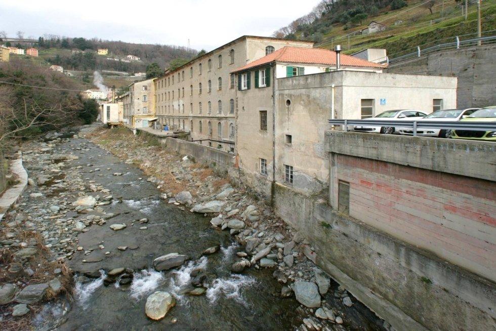 cartiera grillo a Genova