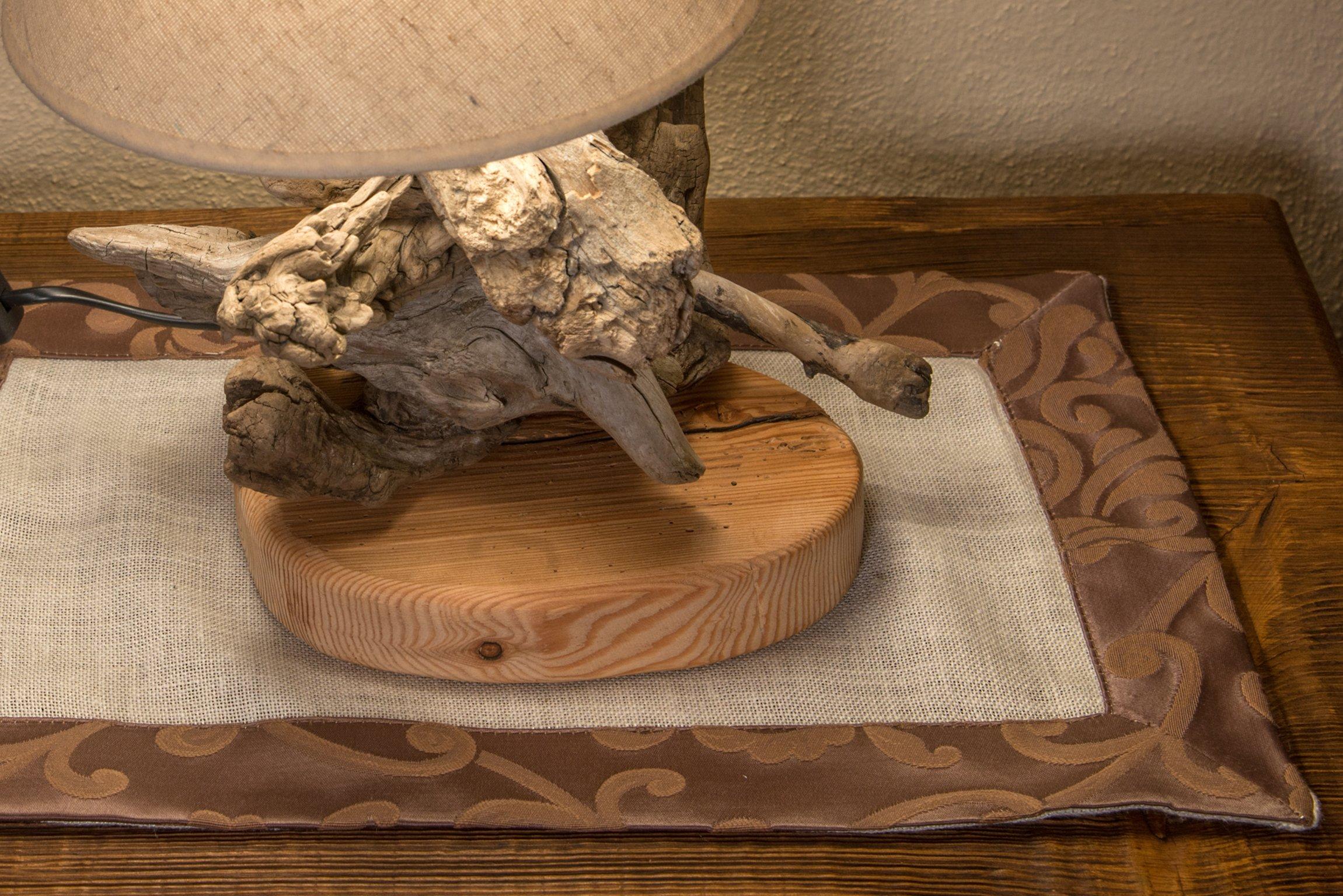 soprammobile in legno- Montjovet