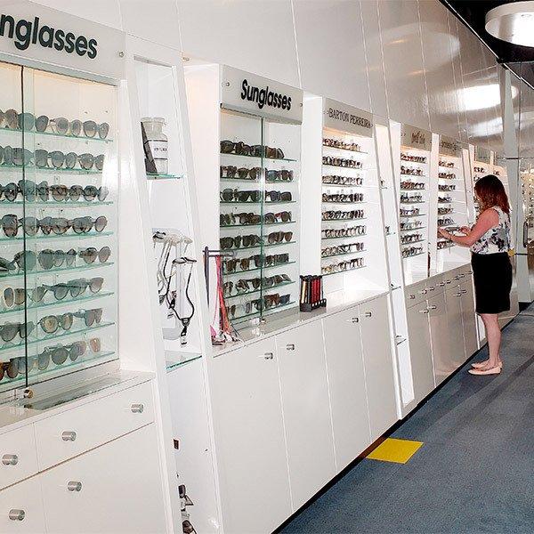 Optometrists in Ponsonby
