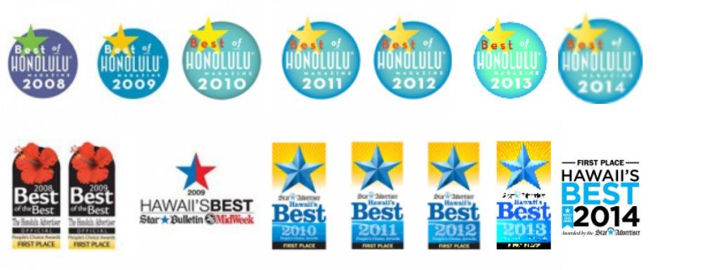 Hakuyosha Best of Awards