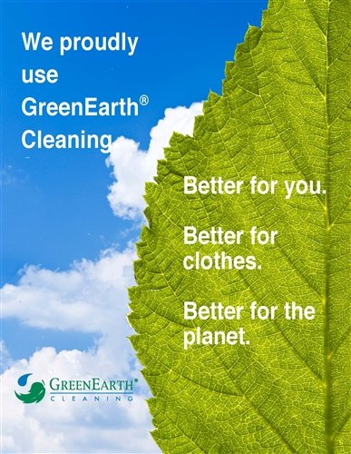 Green Earth Cleaning ad