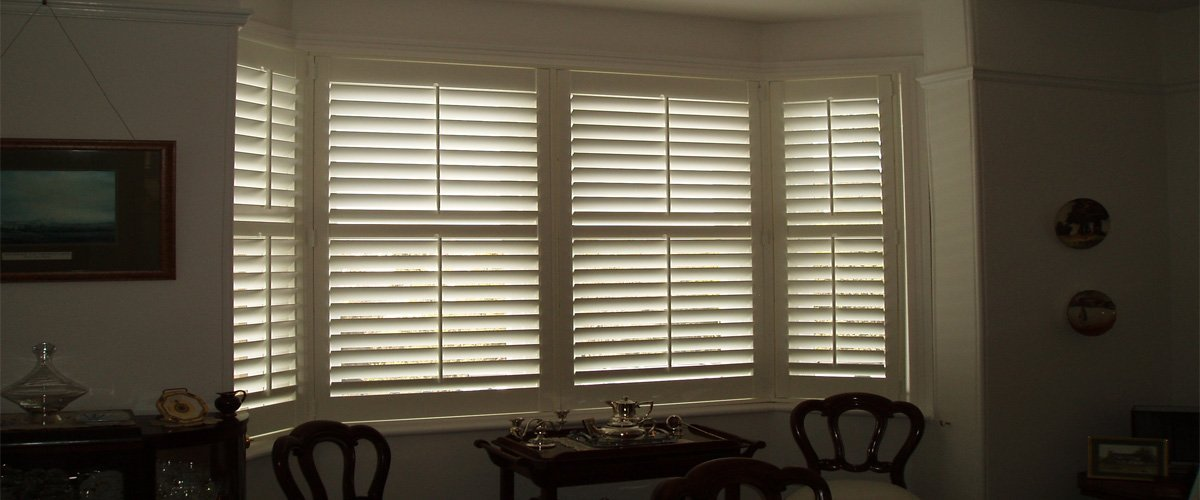 Some of our shutters in North Brisbane