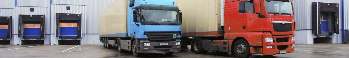 transport logistics trucks