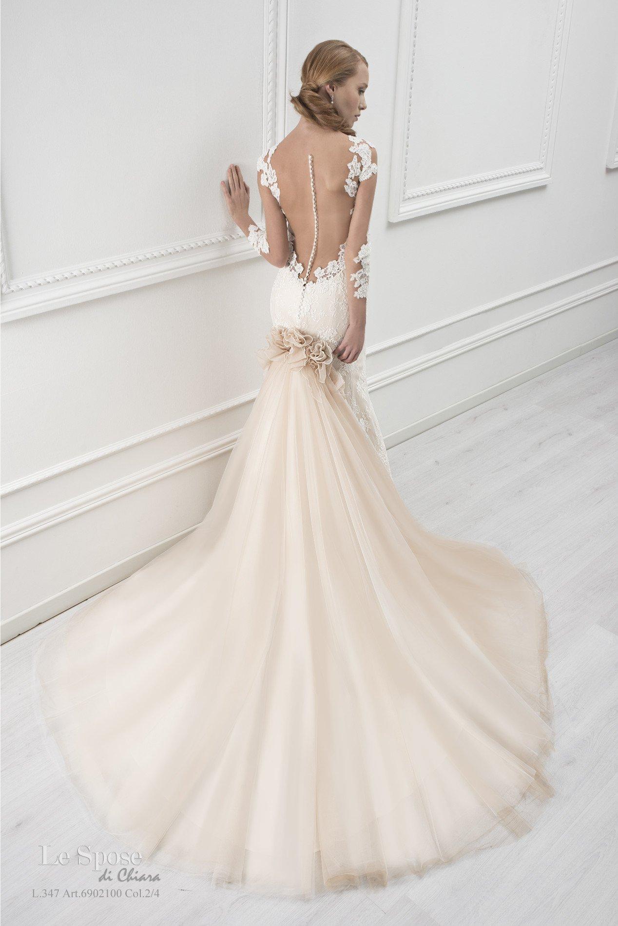 abiti da sposa bianchi