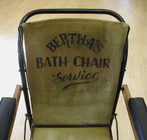 Bertha's Bath Chair Service