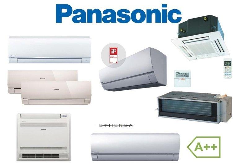 Climatizzatori Panasonic