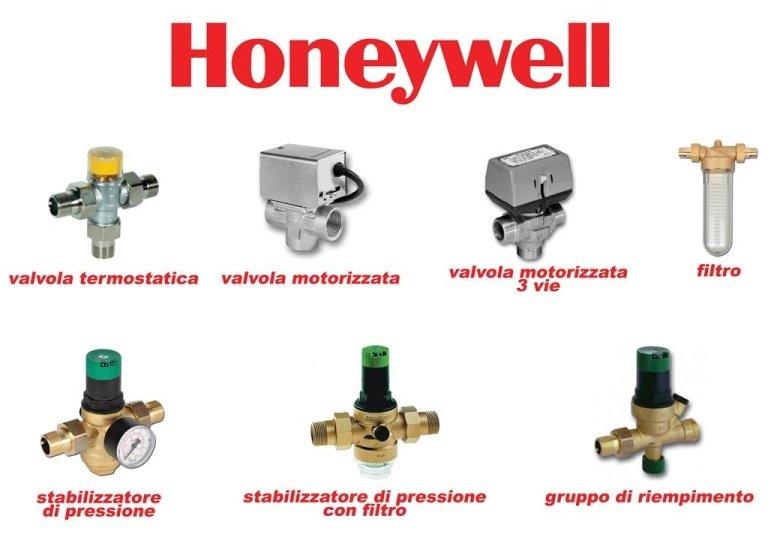 Valvole Honeywel